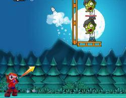Бэймакс против зомби