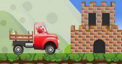 Бэймакс на грузовике