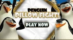 Пингвины из Мадагаскара драки