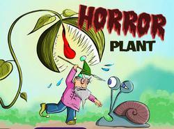 Игра ужасное растение