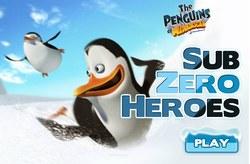 Приключение пингвинов из Мадагаскара