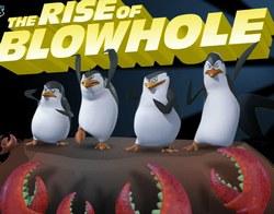 Пингвины из Мадагаскара: стрелялка