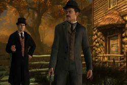 Шерлок Холмс: поиск предметов
