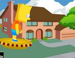 Барт против зомби