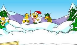Снежки в Спрингфилде