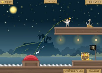 Игра сокровища пиратов играть онлайн