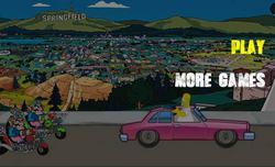 Игра Симпсоны 3