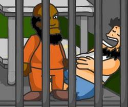 Бомж Хобо 2: Драка в тюрьме