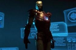 Железный человек 3D