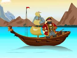 Игра золото пиратов