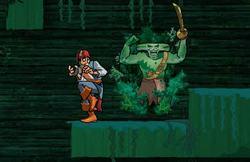 Игра пираты Карибского моря-пещера