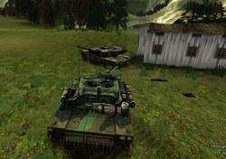 Игра танки 3D