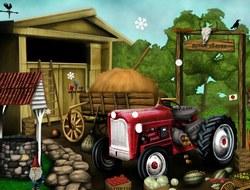 Поиск предметов: ферма