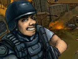 Городской спецназовец