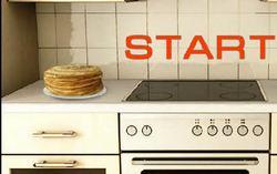 Кухня к 8 марта