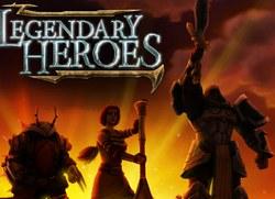 Легендарные герои стратегия 3D