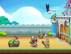 Рыцари против орков