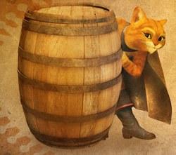 Кот в сапогах: волшебные бобы