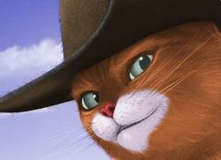 Раскраска: Кот в сапогах