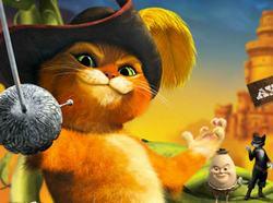 Приключение Кота в сапогах