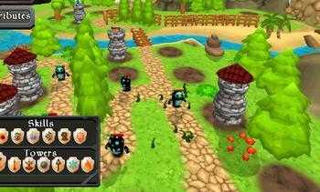 Игры защита замка и защита башни: играй онлайн