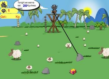 гра вовк ловить овець