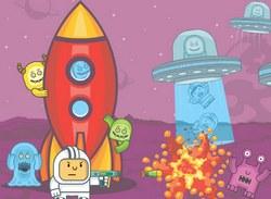 Космонавт против монстров