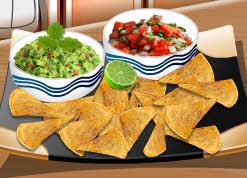 Кухня Сары: Начос и Дип