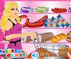 Приключения в супермаркете