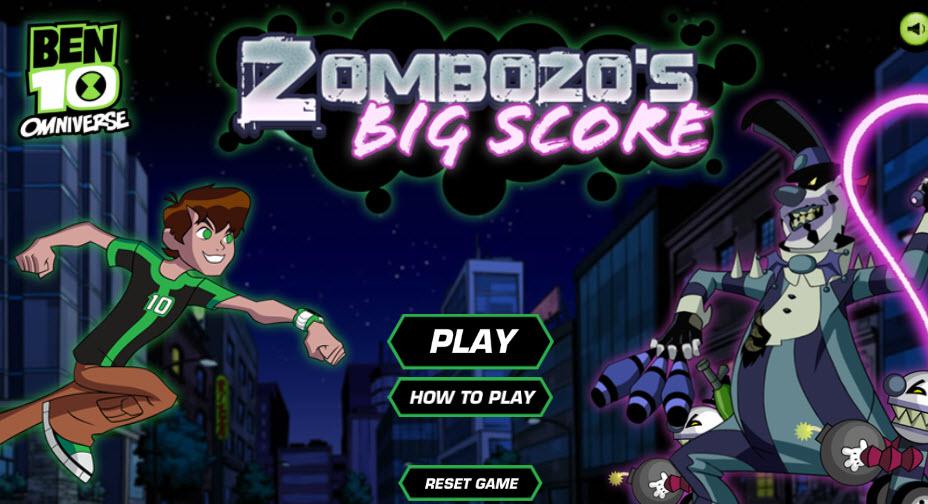 Бен 10: Зомбозо